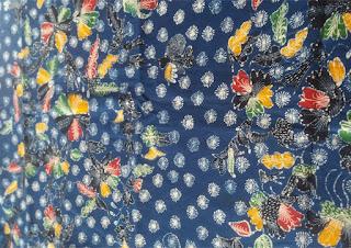 Batik Tulis Motif Ubur-Ubur