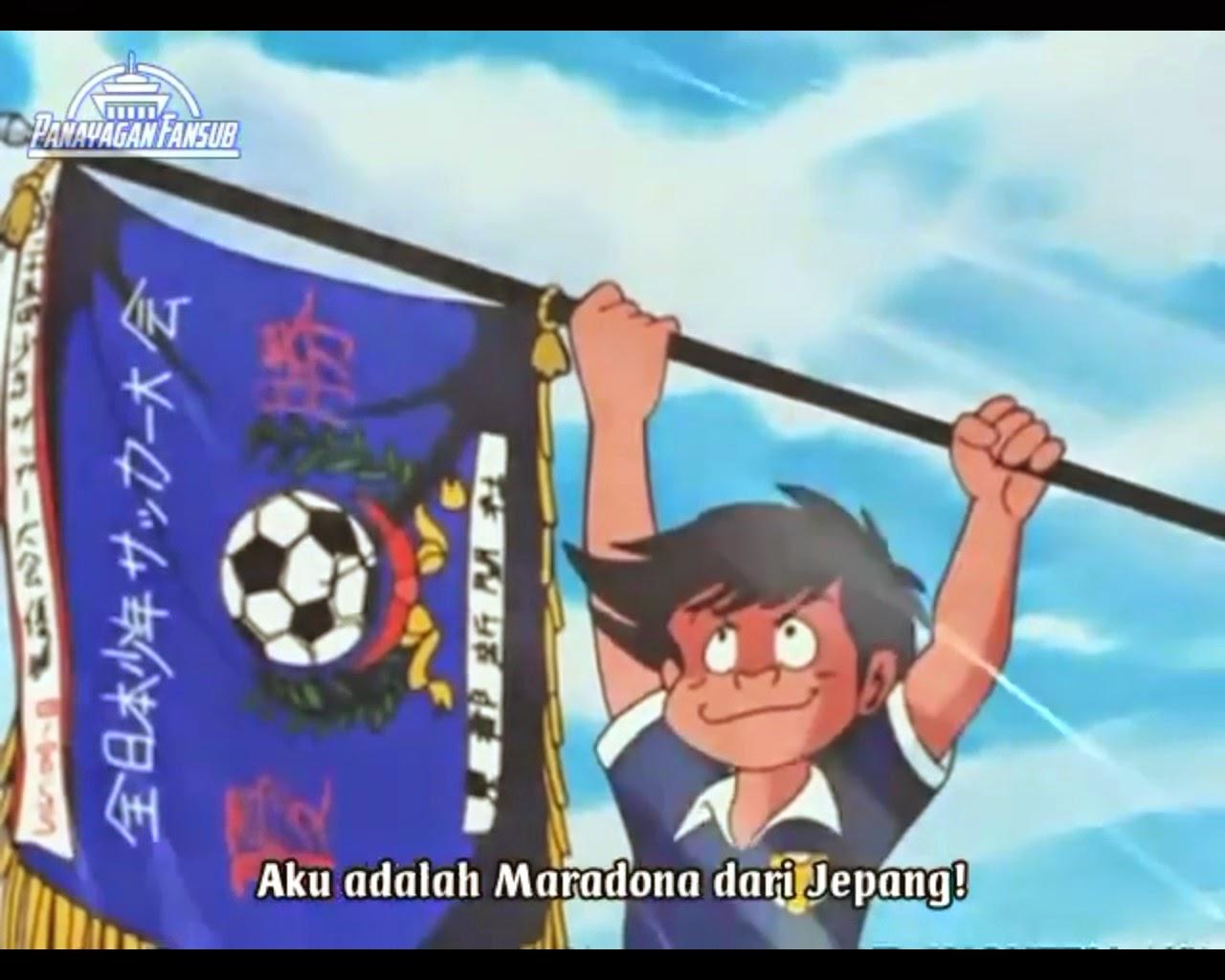 Download Ganbare! Kickers Episode 08 Subtitle Indonesia