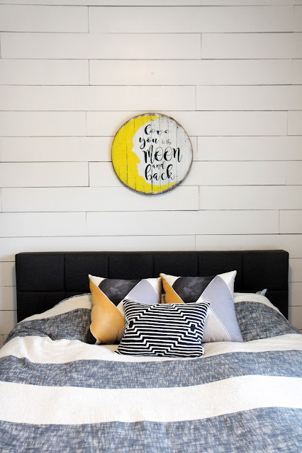 Space Themed Guest Bedroom Tour