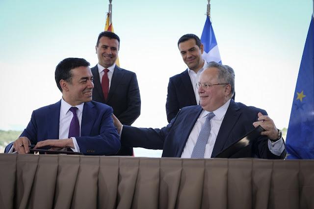 Ο Ντιμιτρόφ εμπαίζει τους Έλληνες και ο Κοτζιάς σιωπά