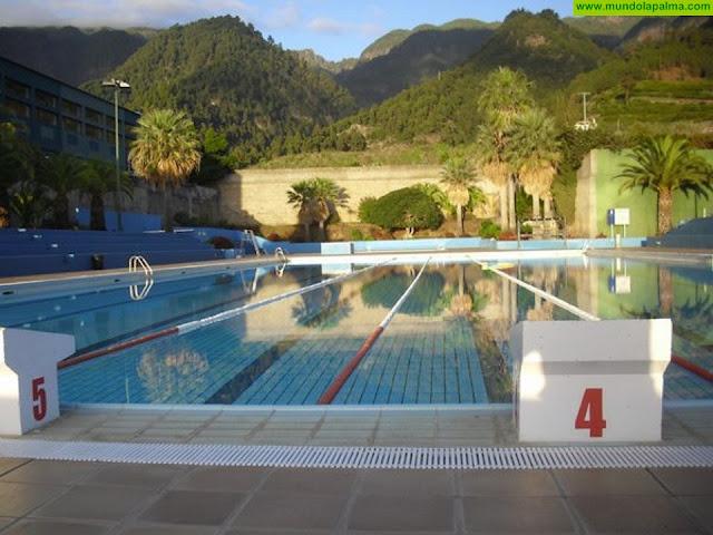 El Cabildo abre al público la piscina de Miraflores hasta que finalice el mes de agosto