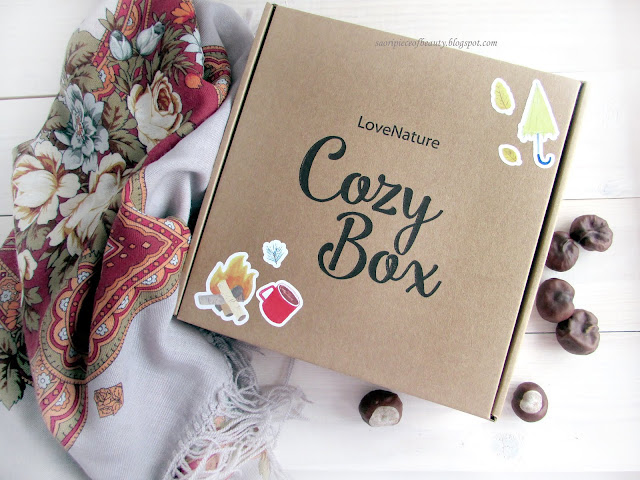 Коробочка Love Nature Cozy box