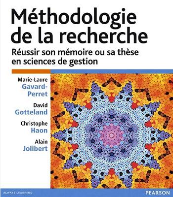 Méthodologie de la recherche en sciences de gestion Réussir son mémoire ou sa thèse PDF gratuit-bibliothèque des Leaders