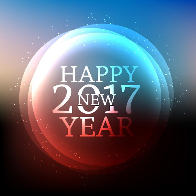 New Year 2017 HD Wallpapers For Facebook