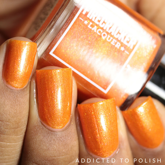 Firecracker Lacquer Tequila Sunrise Sunset
