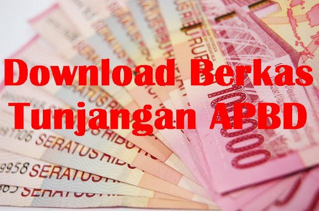 Download Aplikasi Berkas Tunjangan APBD Untuk OPS Dan Guru Honorer