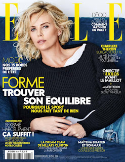 Charlize Theron poses for Elle france. Check out her stunning photo spread at JasonSantoro.com