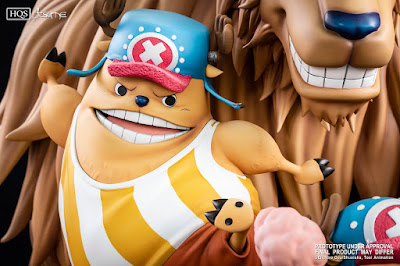 Tony Tony Chopper 1/7 HQS de One Piece - Tsume