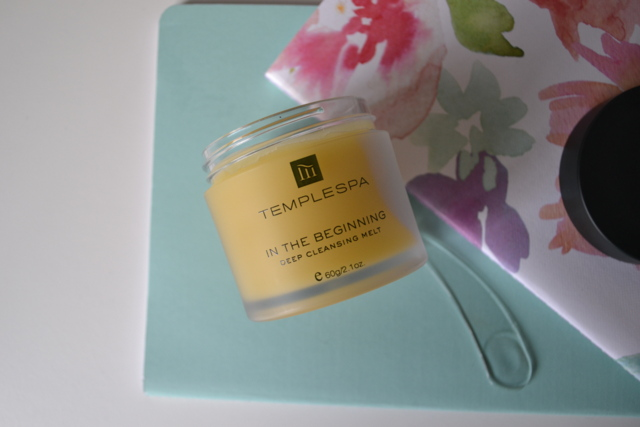 Temple Spa In The Beginning Deep Cleansing Melt