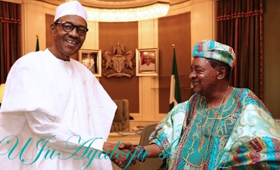 It's an abomination to wish Buhari dead - Alaafin of Oyo