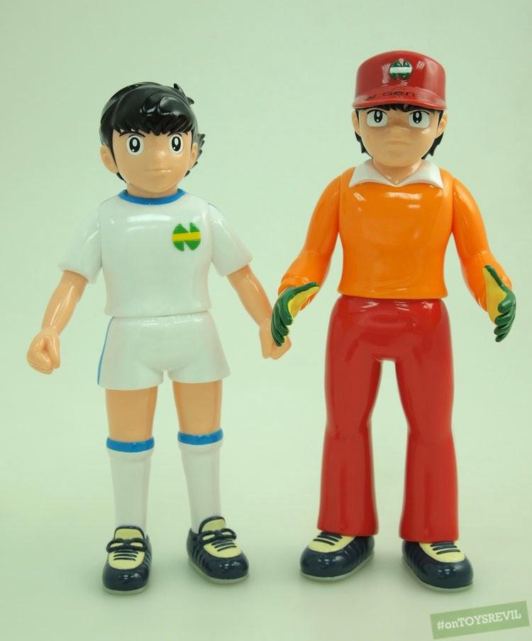 Captain Tsubasa 3D Figure Wakabayashi Genzo Special Save Statue