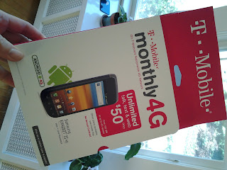 Tmobile monthly 4G