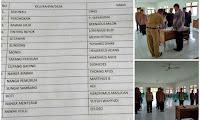 Panwaslu tingkat Desa di Sekadau Hulu resmi Bertugas
