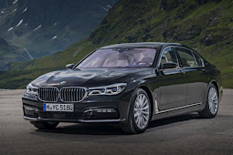 2018 BMW 7-series Review