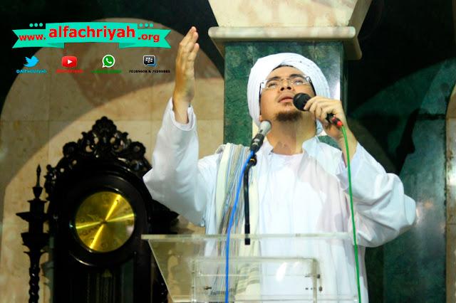 Habib Jindan: Masalah Sedikit Saja Demo atasnamakan Islam, Demi Allah Kasihan Islam