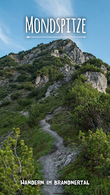 Wanderung auf die Mondspitze | Brandnertal Bürserberg | Wanderparkplatz Tschengla | Alpe Rona | Alpe Furkla
