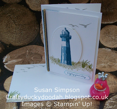 Coffee & Cards project March 2017, Craftyduckydoodah!, High Tide, StampinUp! UK Independent  Demonstrator Susan Simpson, Supplies available 24/7 from my online store,