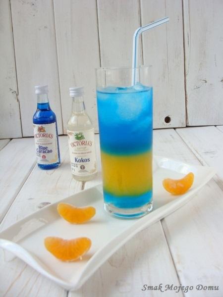 "Drink ""Kokosowa Mandarynka"""