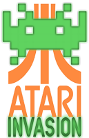Atari Invasion Logo