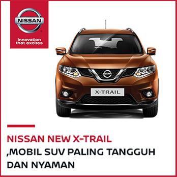 Ilustrasi Nissan X-Trail, Mobil Suv Paling Tangguh Dan Nyaman