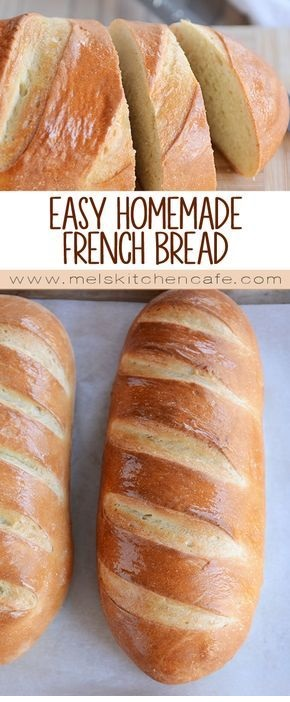 Easy Homemade French Bread