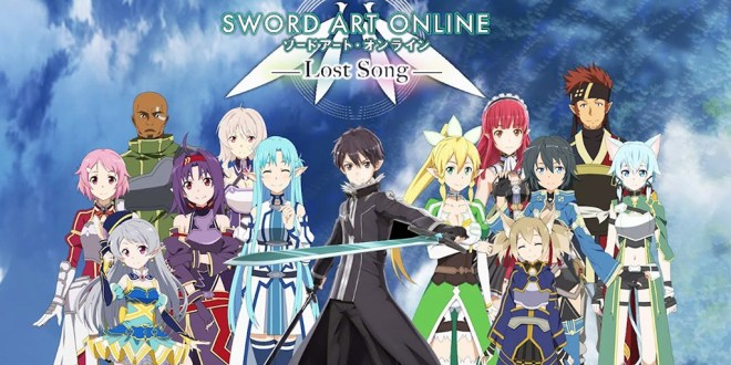 Sword Art Online: Lost Song PC Game Download