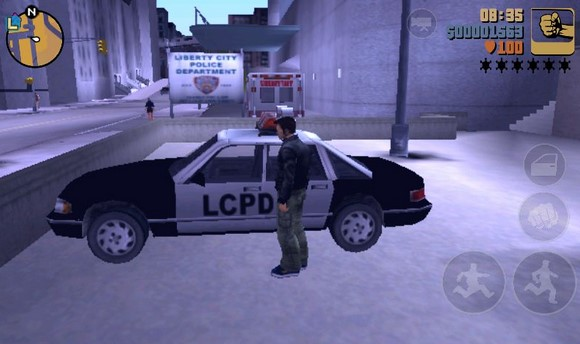 Download Grand Theft Auto III (GTA 3) APK + Mod + Obb Data