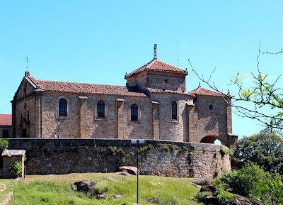 Ermita de la Virgen del Puerto en Plasencia