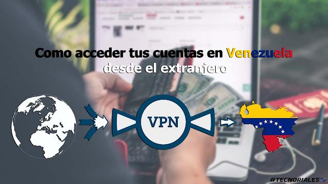 VPN venezuela