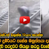 Nail-biting moment hero transit cop pulls man off train tracks in the nick of time
