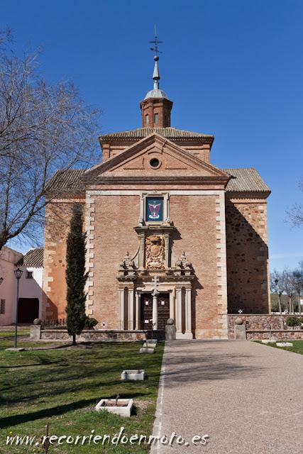 Ermita Cristo del Valle, Tembleque