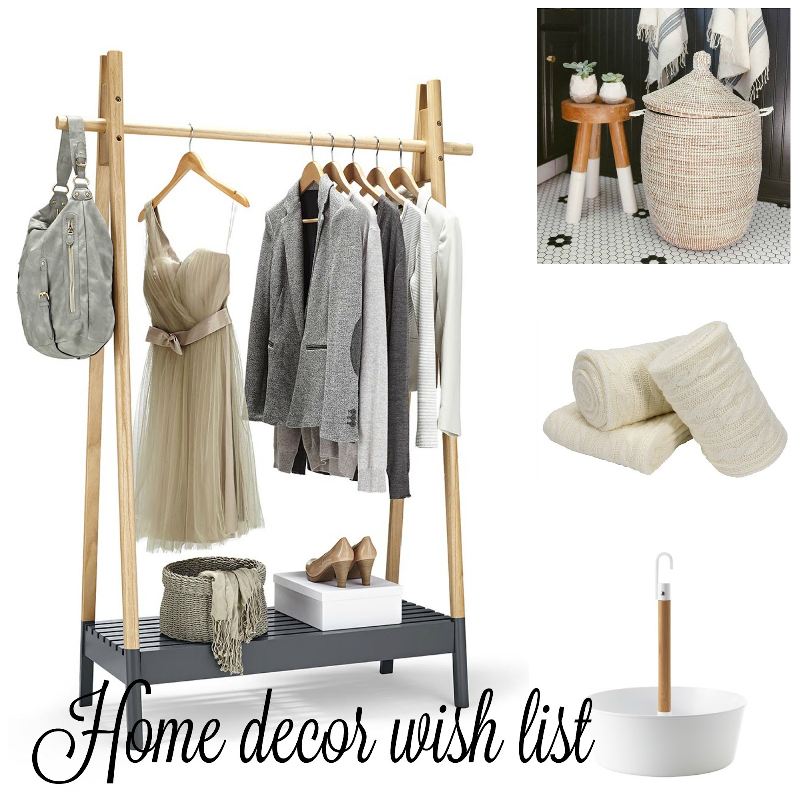 Home decor wish list t nd rkert for Home wish list