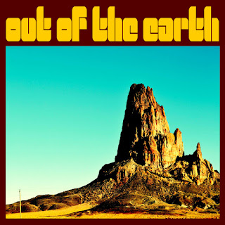 Out Of The Earth - stoner band_lp front
