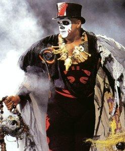 Adams Wrestling Halloween Scariest Wrestlers