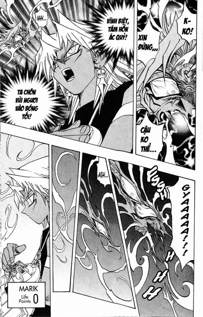 YUGI-OH! chap 276 - lời nguyền bóng tối trang 11