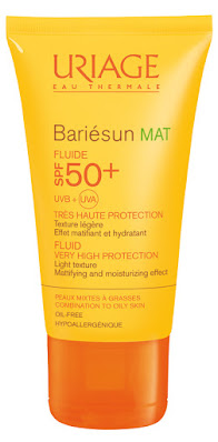 Bariésun SPF50+ fluido matificante