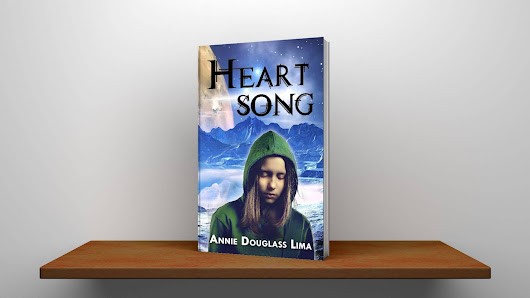 New Release: Heart Song, by Annie Douglas Limas