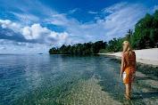 Pesona Wisata Siladen Resort and Spa dan Bunaken  Juara Satu Dunia
