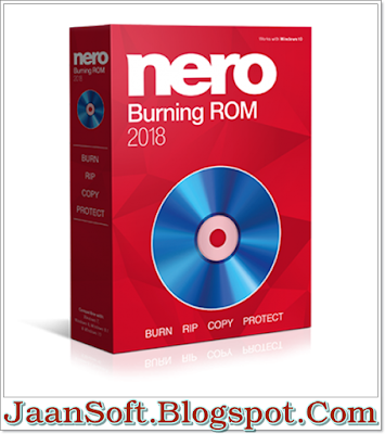 Nero Burning ROM 2018 Latest Version Download