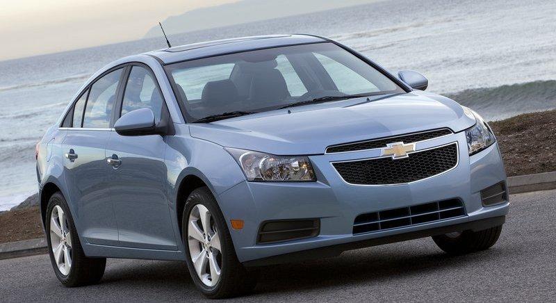Chevrolet Cruze recalls 150K of hot check steering shaft ...