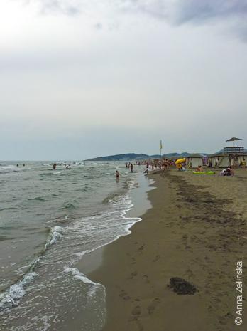 Велика плажа (Velika plaža), Черногория