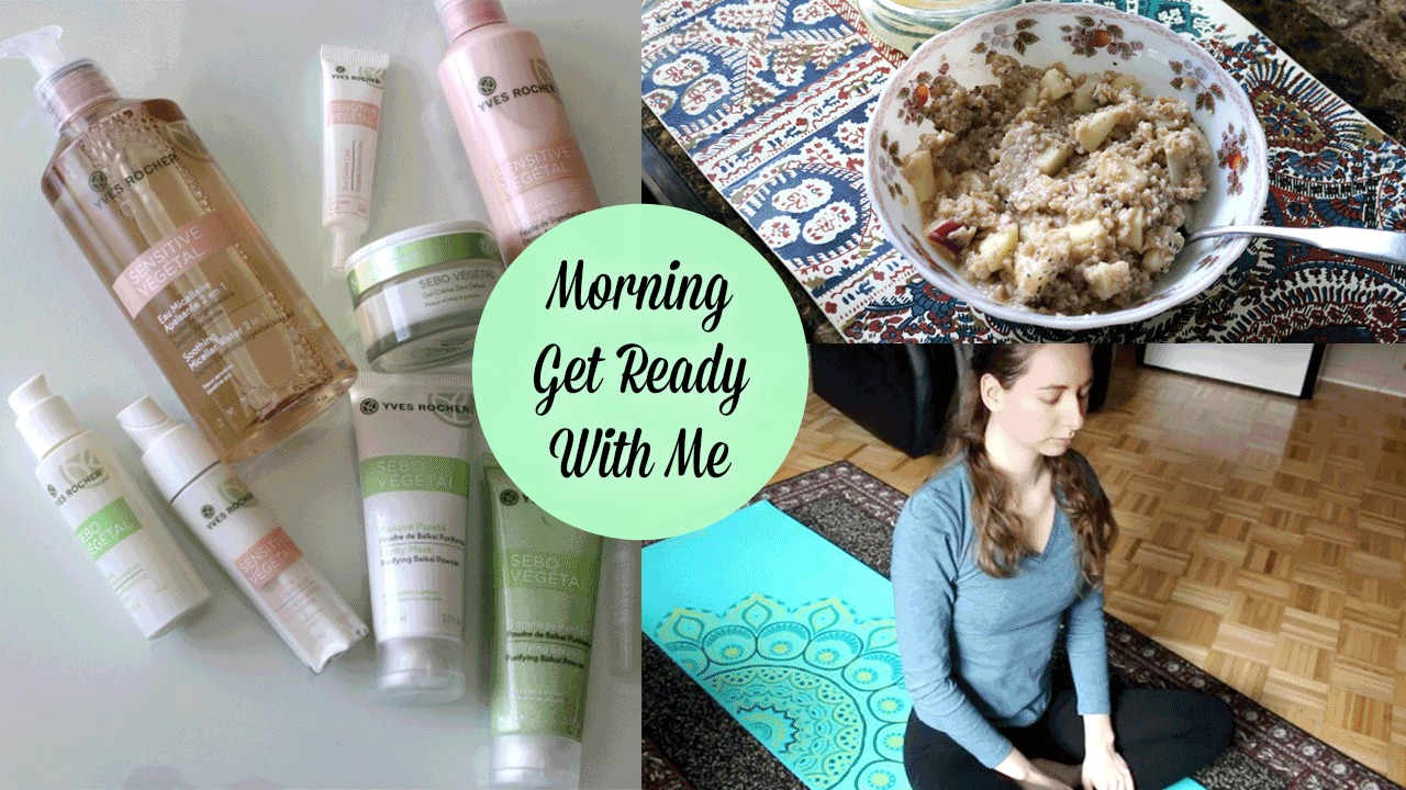 Morning Get Ready With Me