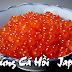 Địa điểm bán trứng cá Hồi Nhập Khẩu từ Nhật ở Việt Nam