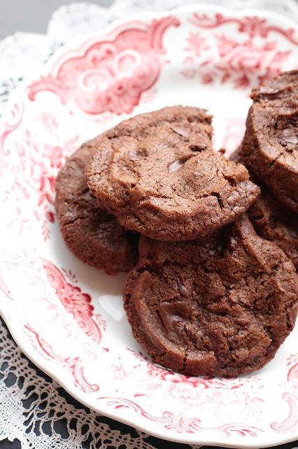 cookie chocolat sel hermé
