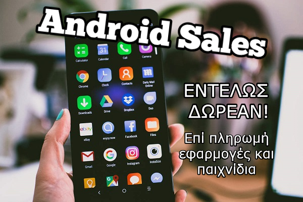 free android apps and games limited time offers