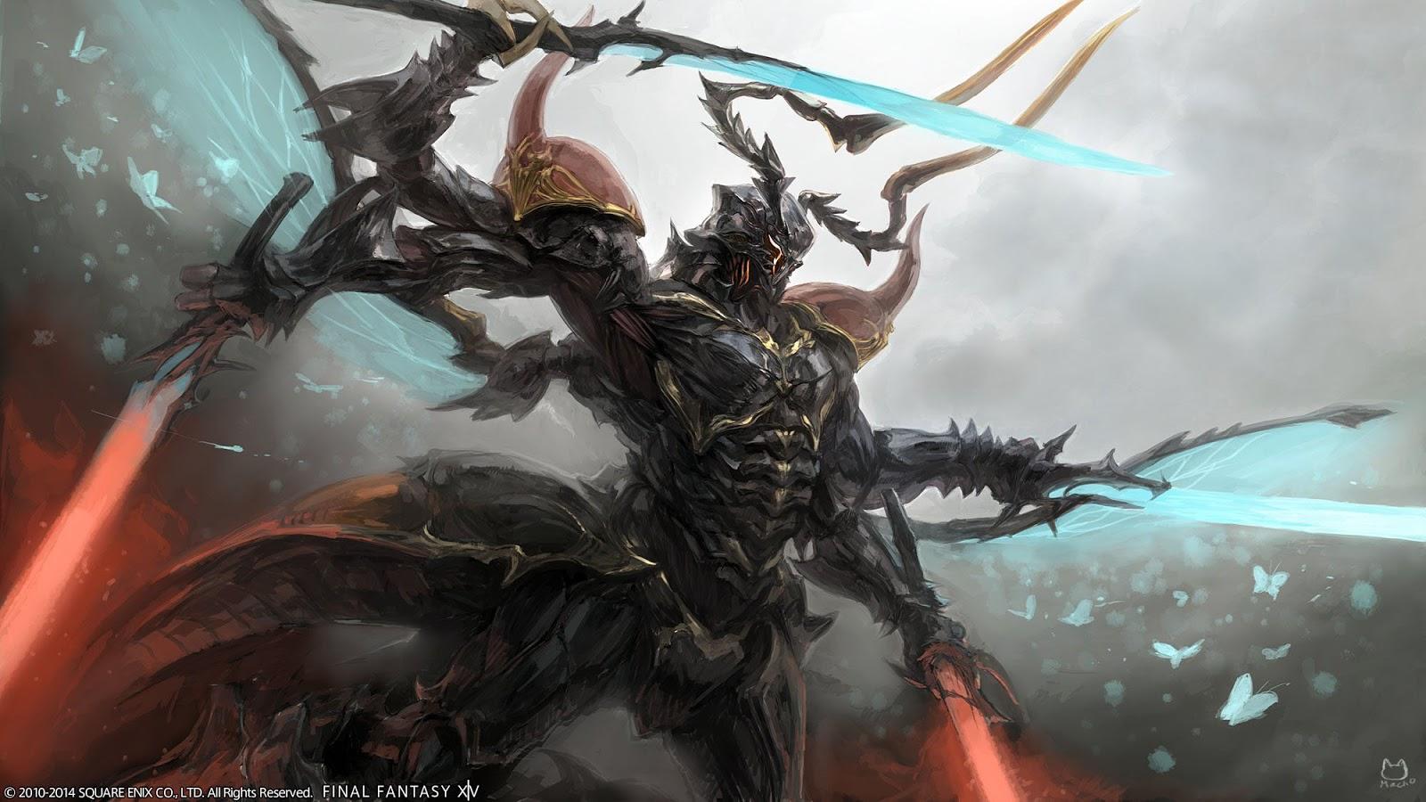 final fantasy xiv heavensward wallpapers read games
