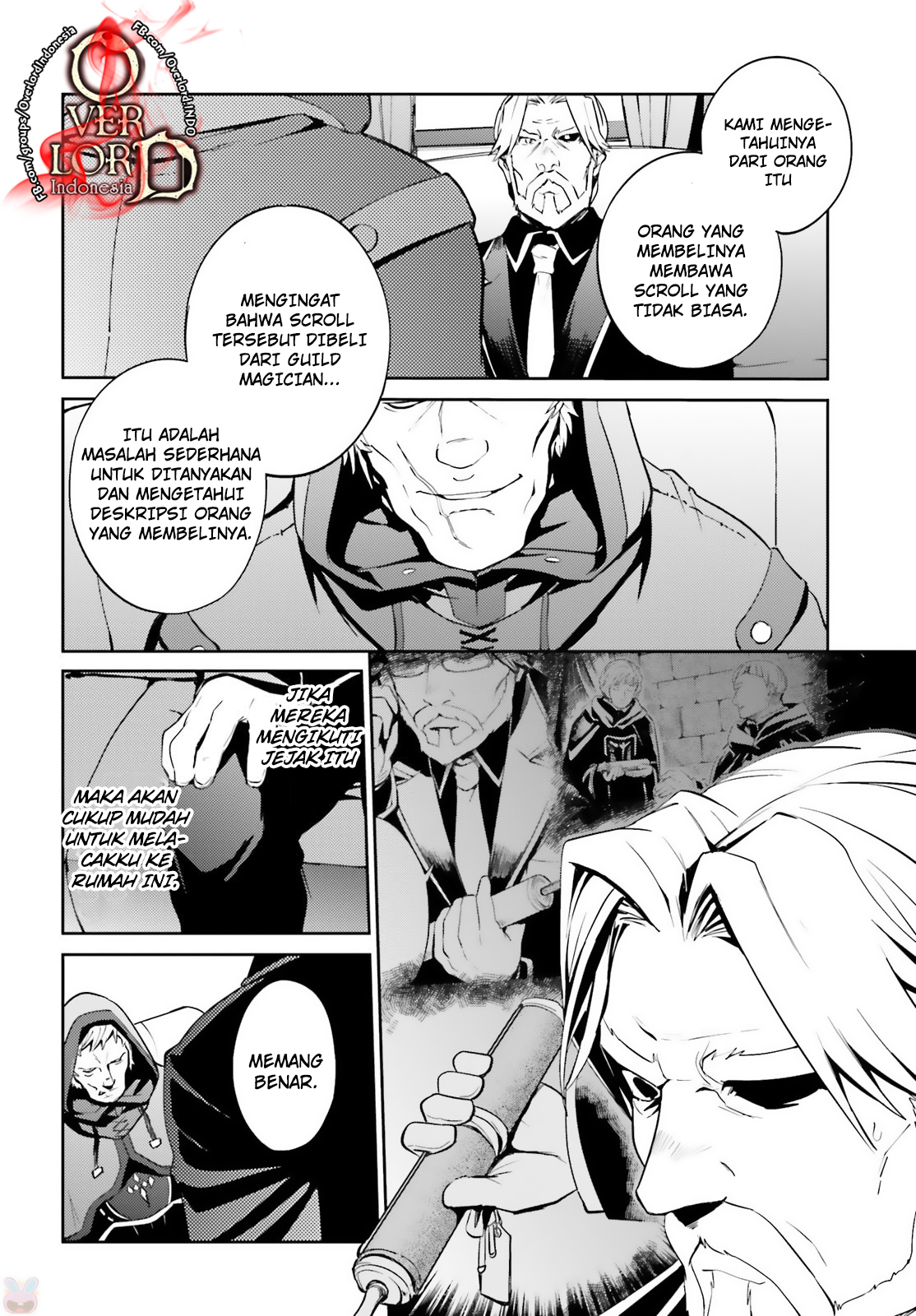 Komik Overlord chapter 34 Bahasa Indonesia