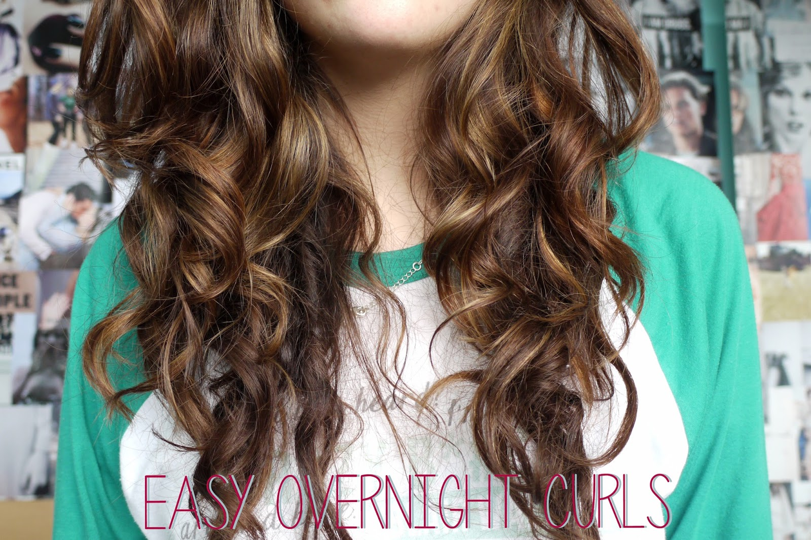 How To Make Hair Curly Naturally Overnight