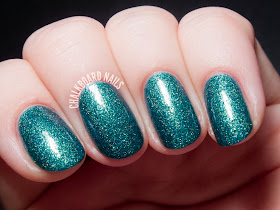 Glam Polish A Land Without Magic via @chalkboardnails