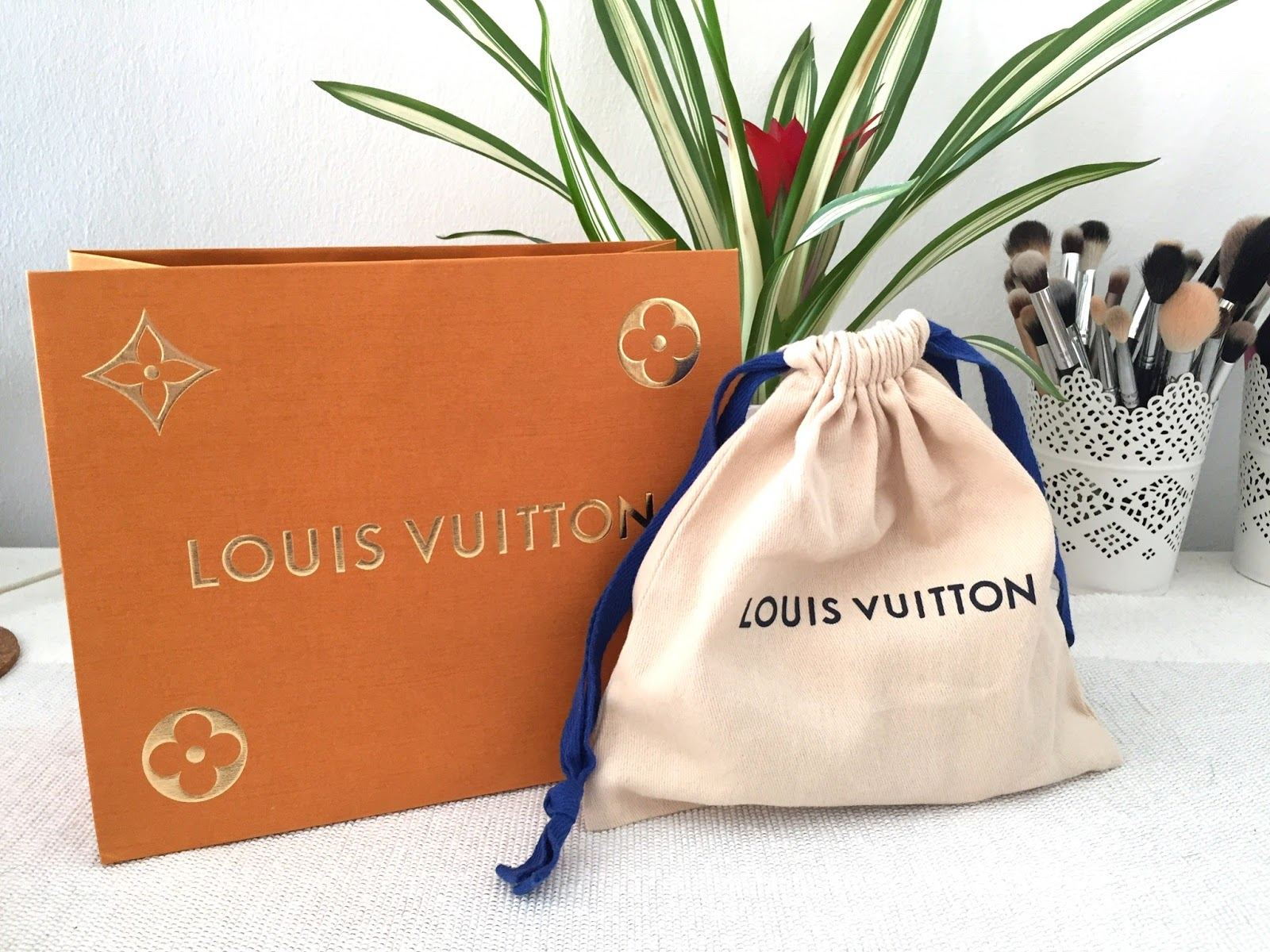 c1f32cdfaf6d I recently went on a spa trip with my fiancé for several days for his  birthday and since that spa is very close to a Louis Vuitton store